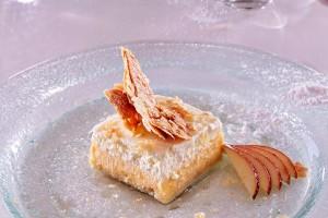 The dining restaurants at Hippie Chic Hotel in Mykonos offer a wide range of sweet desserts