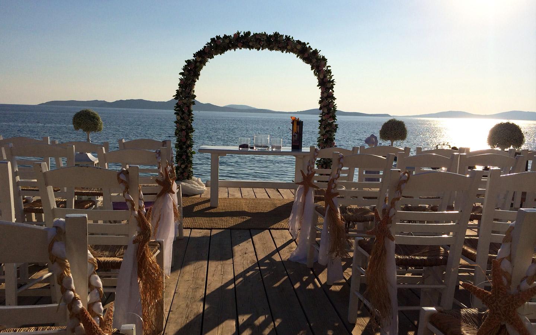 mykonos wedding hippie chic hotel mykonos